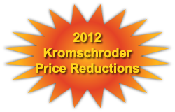 2012 Kromschroder Price Reductions