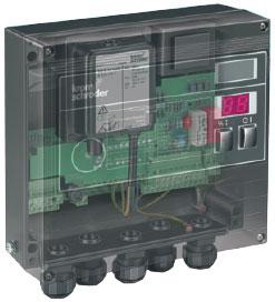 Burner Control Unit BCU 460