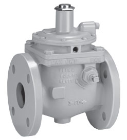Overpressure Shut-off Valve JSAV 50 to 100