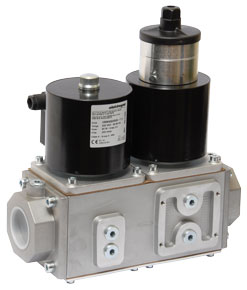 Double Solenoid Valve for Gas VMM