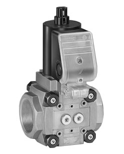 Solenoid Valve for gas VAS-SR