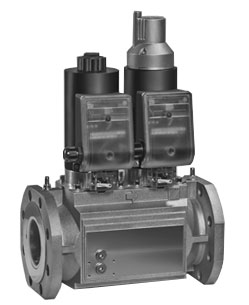 Double Solenoid Valve for Gas VCS